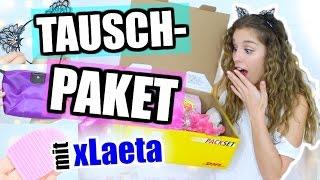 XXL AMAZON TAUSCHPAKET mit Julia von xLaeta! ♡ BarbaraSofie