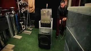 Чугунная печь для бани Князь Калита обзор и тест