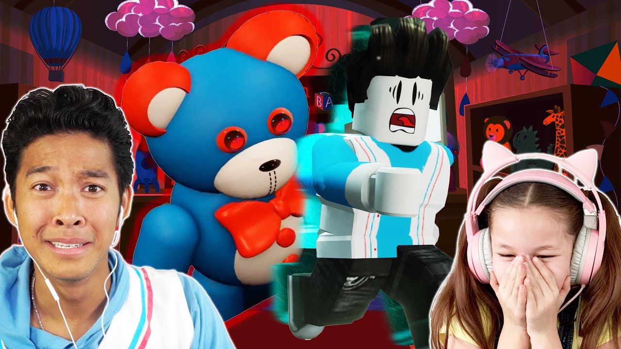 WHO WILL ESCAPE ROBLOX TEDDY?! MarMar and Hayden Practice STRATEGY!
