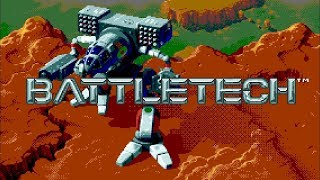 Battletech прохождение Coop NeGAtiv4k | Игра на (SEGA Genesis, Mega Drive SMD) Стрим RUS