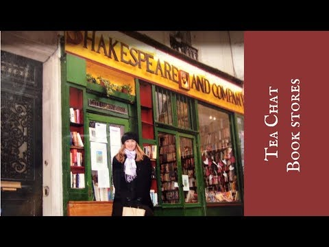 Tea Chat: What Makes A Good Bookstore?