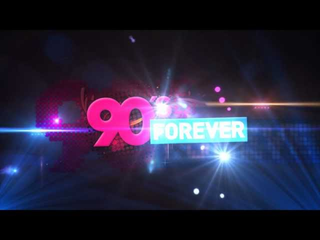 Official TV commercial 90's Forever 2011