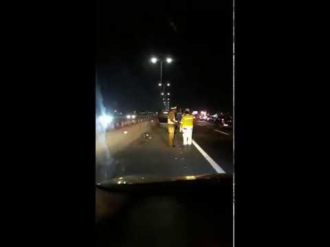 Respuesta A Emergencias Autopista Alta Velocidad Chile Youtube