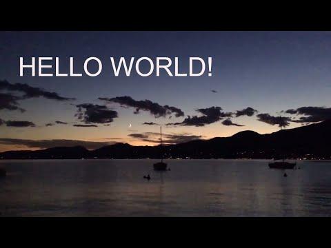Goodbye Slovenia, Hello World