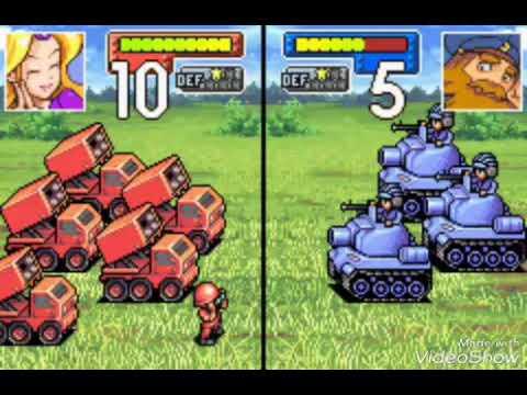 Advance Wars Pt-Br (LINK DO DOWNLOAD NA DESCRIÇÃO)