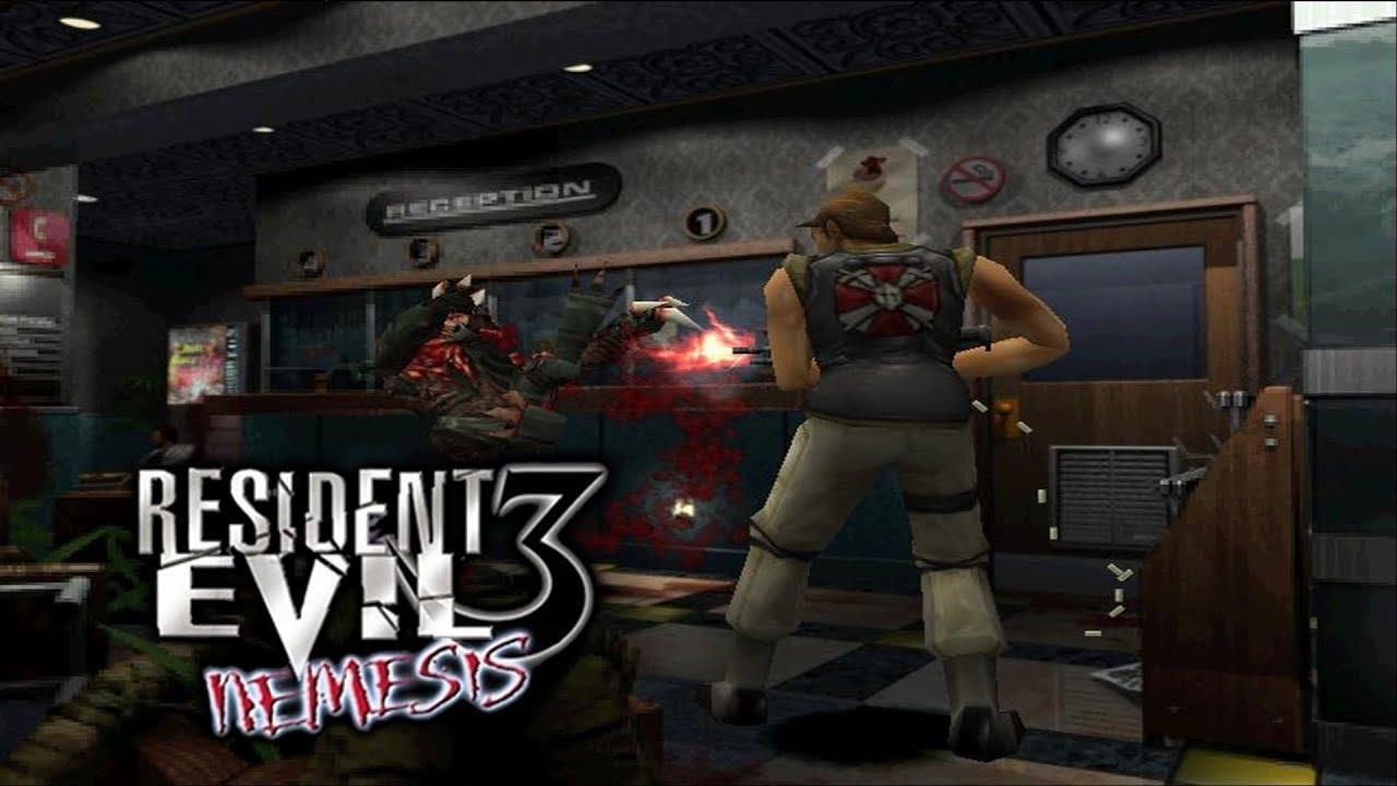 RESIDENT EVIL 3: NEMESIS ( PC SourceNext ) - #10 : JOGANDO COM O CARLOS E  EM BUSCA DO ANTIDOTO!