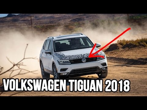 HOT NEWS!! 2018 Volkswagen Tiguan Release Date & Reviews