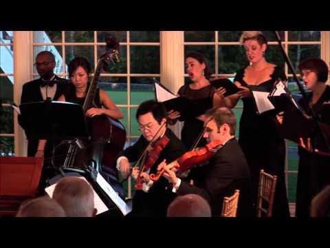 Lobet den Herrn, alle Heiden, BWV 230- J.S. Bach - Antioch Chamber Ensemble, The Sebastians