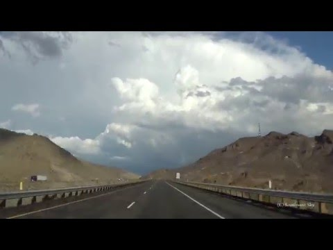 Chasing the Monsoon - Mojave Desert, CA - 10/18/2015
