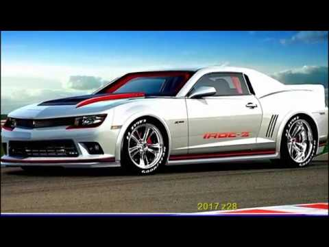 2017 Z28 2017 Chevrolet Camaro Z28 Interior Exterior And Specs
