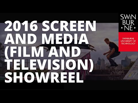 2016 Screen and Media (Film and Television stream) showreel