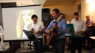 христианская свадебная песня Холостяки