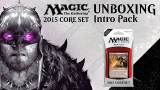Unboxing: M15 Dragon's Hoard With Brad Nelson [magic: The Gathering]