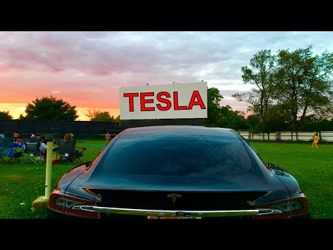 Tesla's At the Drive In Theater ------ How-To Guide