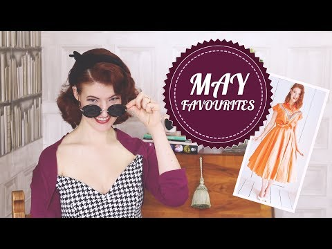 May Favourites 2017 // Lady K Loves Goodnight Stories For Rebel Girls!