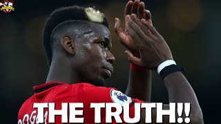 SAD & SHOCKING Paul Pogba LIES! Arsenal vs Manchester United Preview