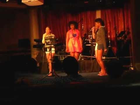 Karaoke... In the BAHAMAS!