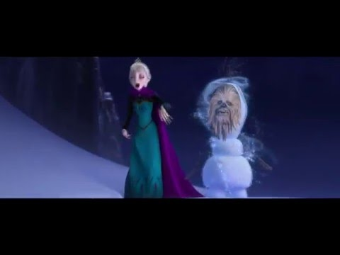Let it Go -(star wars)-