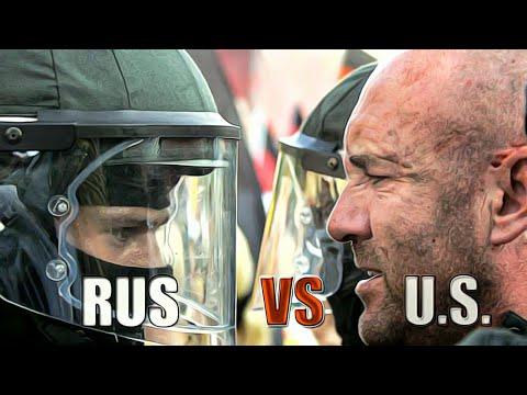 US Special Forces vs Russian Special Forces