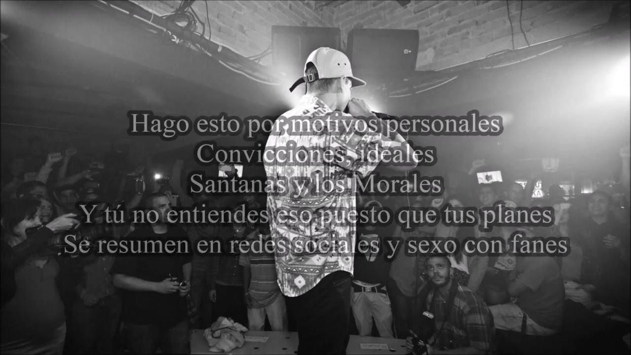 Lil Supa - Por Amor A Ésto (con Letra) by Ronald Tamayo