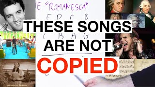 Do Pop Songs RIP OFF Classical Music?