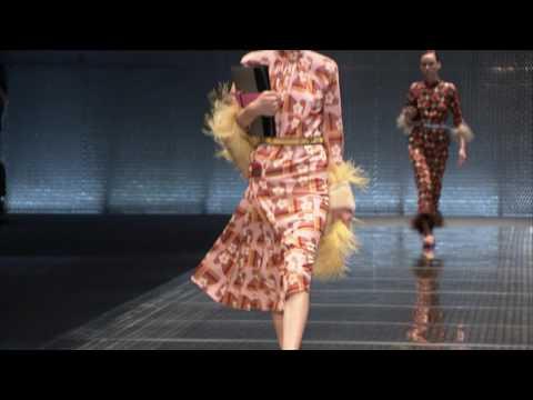 Prada Spring/Summer 2017 Women's Show