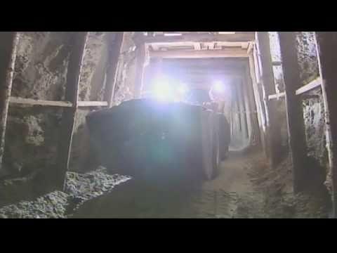 L'exploitation souterraine