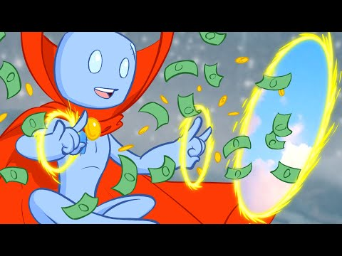 Patchman's Magical Wealth Affirmations (Shift into Prosperity Consciousness!)