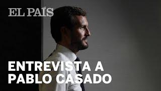 """ENTREVISTA A PABLO CASADO: """"Una gran coalición dejaría la alternativa en manos de Vox y Podemos"""""""