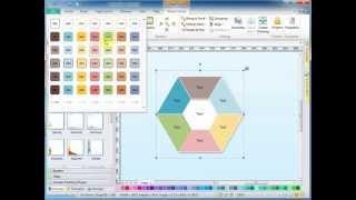 Обзор программы Edraw Max. Ч.1 - Быстрый старт. Как создать диаграммы, схемы?