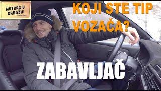 Kako sjedite za volanom!? Natrag u garažu 8 by Juraj Šebalj