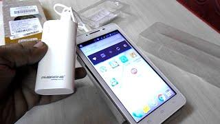 Budget 5200mAh Power Bank Ambrane P-5200 W