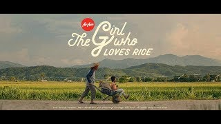 AirAsia Gawai & Kaamatan 2019 | The Girl Who Loves Rice