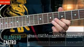Bright Size Life Tutorial (Pat Metheny) - Licks Analysis