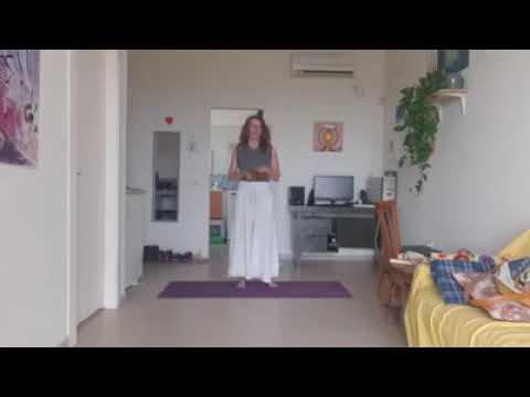 יוגה לחיבור ואיזון בימי קורונה