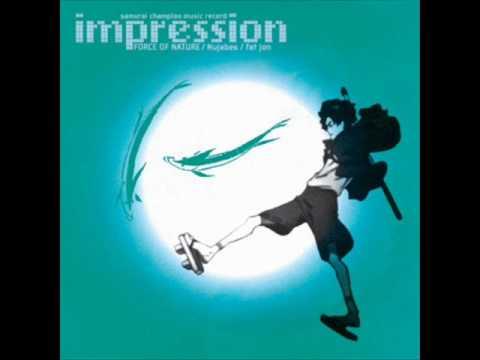 Samurai Champloo - A Space in Air in Space in Air [Impression OST]