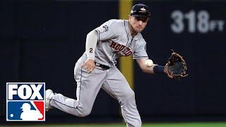 Alex Bregman on the Astros success in Yankee Stadium | FOX MLB
