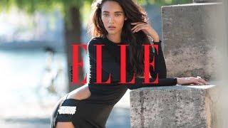 Supermodel Daniela de Jesus Cosio in Haute Couture by Benjamin Kanarek for ELLE Vietnam