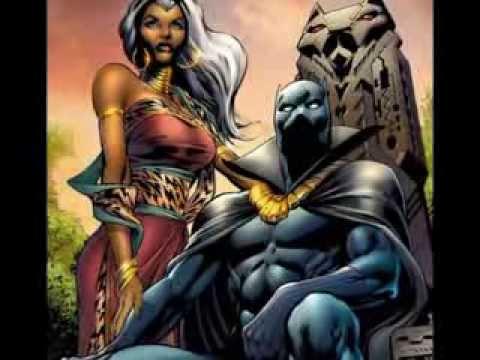 10 Black Female Superheroes (Heroines)