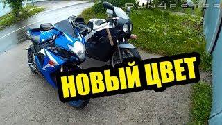 видео Оклейка мотоцикла винилом. Низкая цена на оклейку мотоцикла винилом в профессиональном установочном центре RealAuto