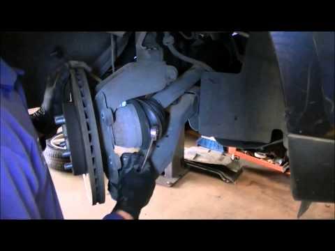 VideoTutorial HD | Sustitucion Amortiguadores Delanteros Ford Focus 2007