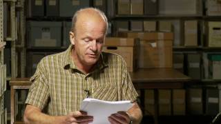 "Jim Crace reading from his novel ""All That Follows"" (2010)"