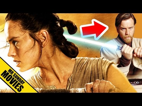 The Latest 'Star Wars' Theory On Rey's Origins Might Be The Most Compelling Yet