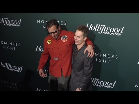 Sam Rockwell and more attends The Hollywood Reporter 6th Annual Nominees Night in Los Angeles