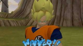 Dragon Ball Z: Budokai (PS2 Gameplay)