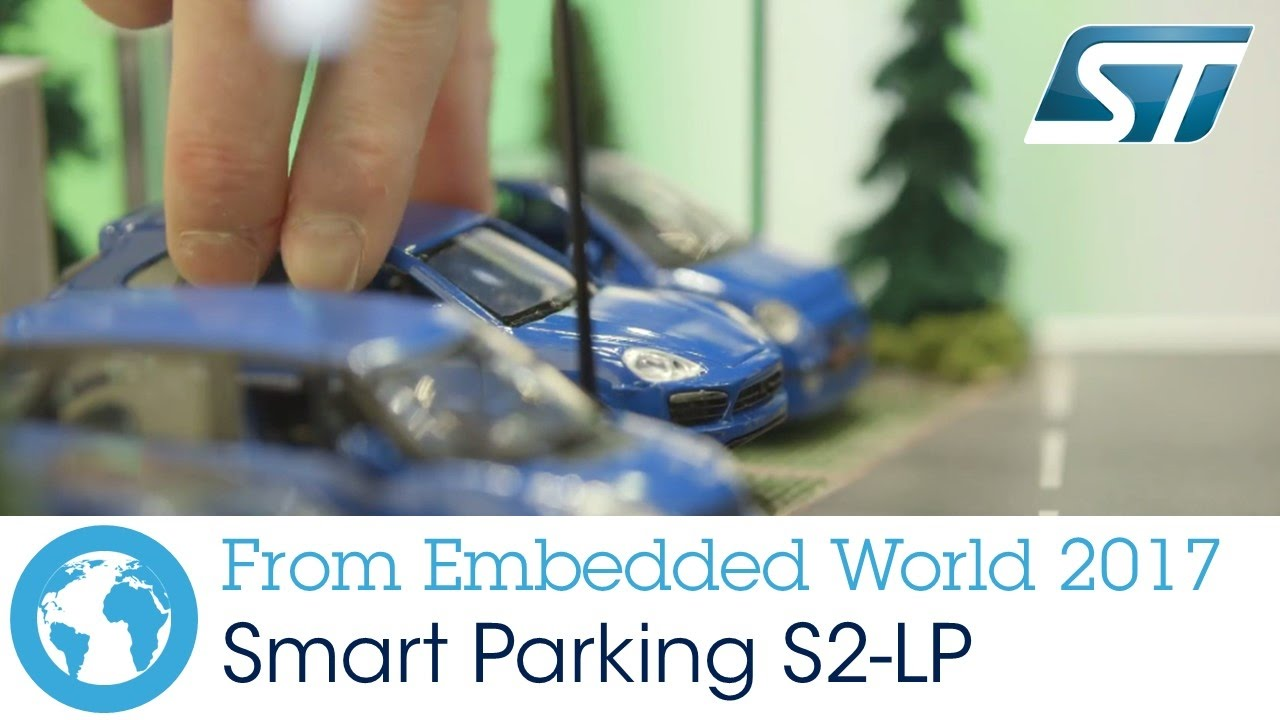 S2 Car Parking Smart Parking Solution With The S2 Lp