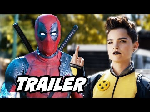 Download Youtube: Deadpool 2 Trailer Cable Breakdown - Easter Eggs and References