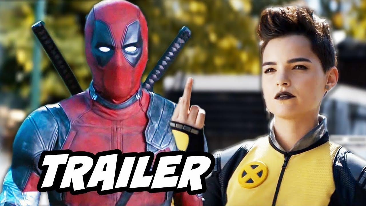 deadpool 2 teaser trailer easter eggs revealed