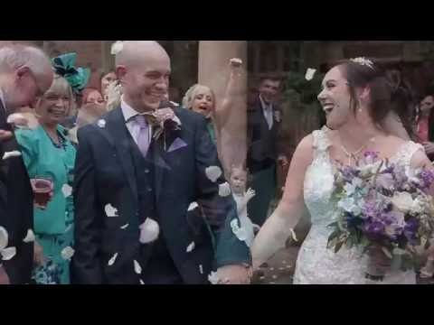 Beth & Chris  - Same Day Edit Film at Willington Hall in Cheshire