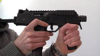 AirsoftEire.com - KSC B MP9 Firing - 720p
